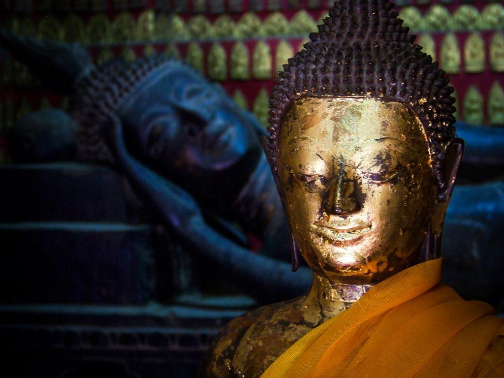 Happy buddha massage