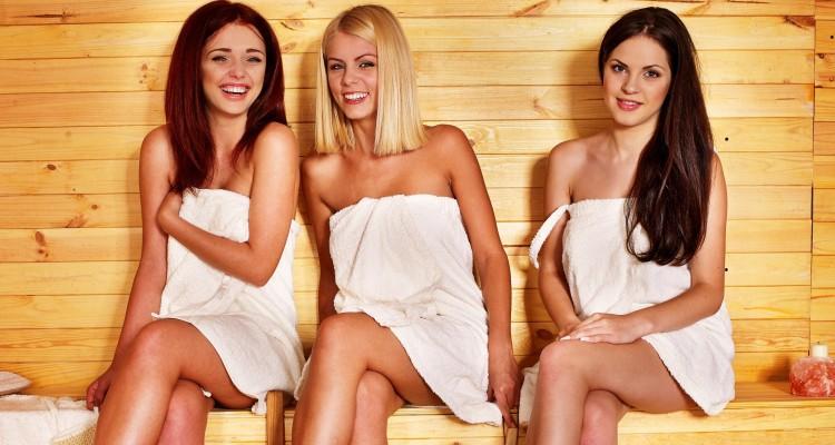 vrijgezellenfeest sauna wellness